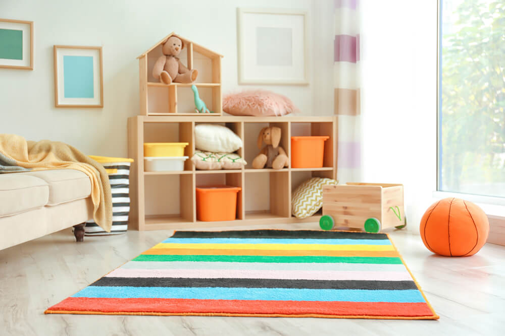 Çocuk Odaları İçin Duvar Renkleri