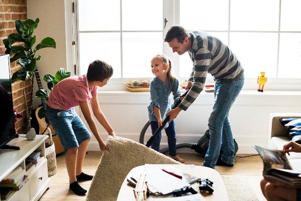 Temiz ve Düzenli Bir Ev İçin 7 Tavsiye